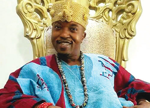 Oluwo, Oba Abdulrasheed Akanbi, suspended for six months