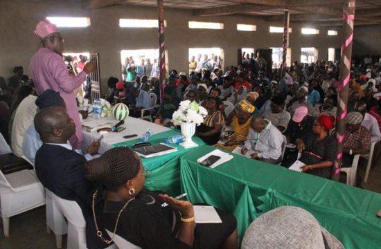 Oyo: Govt set to reintroduce Open-Day in public primary schools