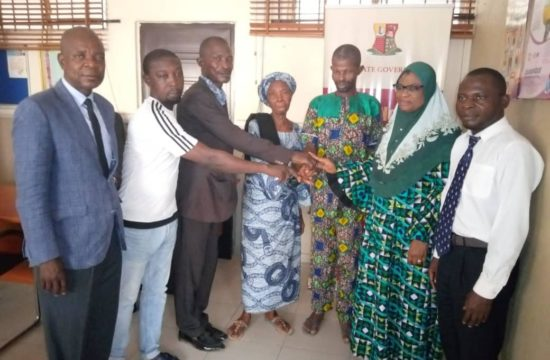 Oyo reunites another rehabilitated mentally-challenged man with family