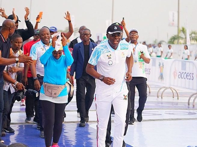 Lagos City Marathon will promote tourism and healthy living –Sanwo-Olu
