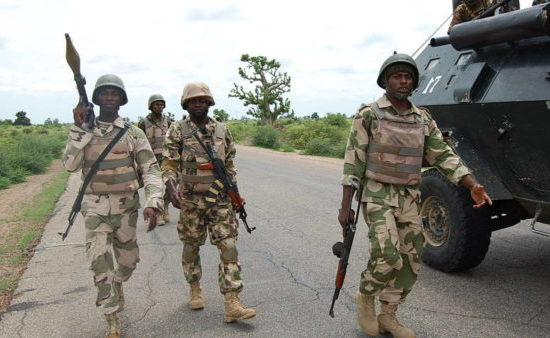 Troops intensify onslaught, eliminate more terrorists in North East