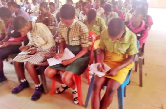 Ondo: NYSC corps members organise programme for the girl child in Irele