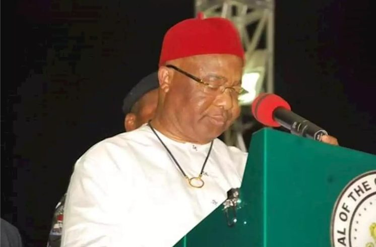 Imo: Uzodimma abolishes payment of pensions to ex-governors, Speakers