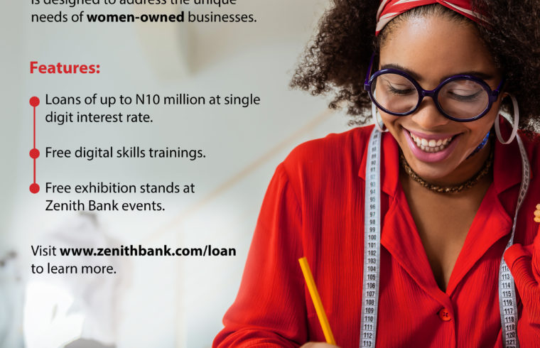 Zenith Bank promotes women empowerment with Z-Woman