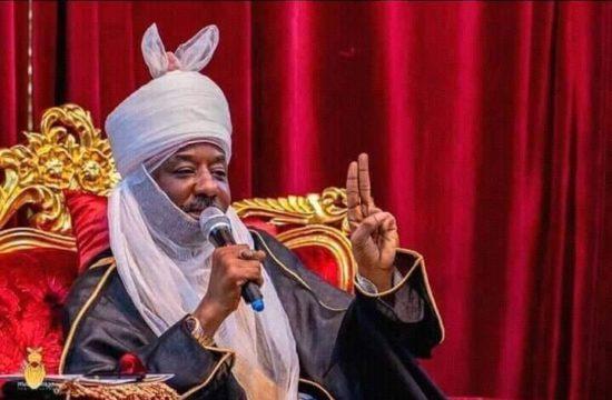 Deposed Emir Sanusi sues IG, DSS, others over alleged detention