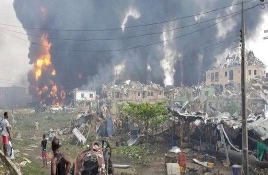 Explosion: LASEMA begins four days fumigation at Soba-Abule-Ado