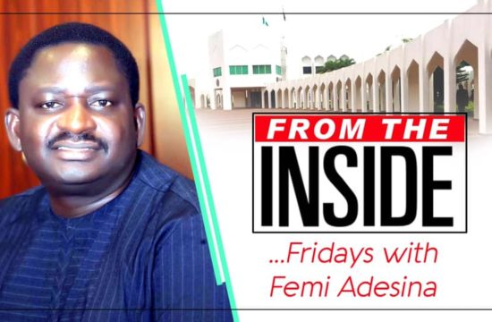 Putting our money where our mouth is, By Femi Adesina