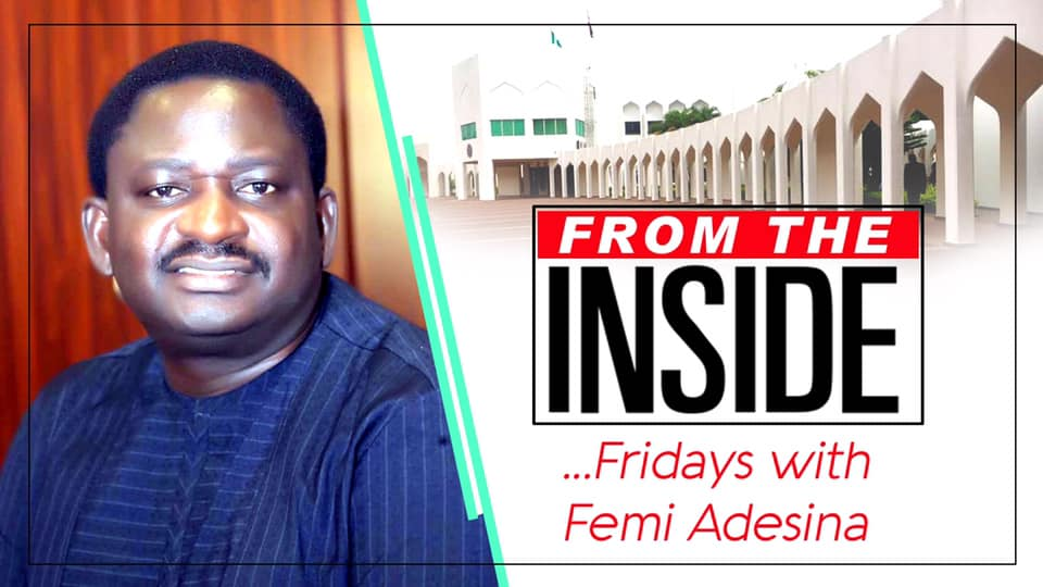 The decent for the indecent, the just for the unjust, By Femi Adesina