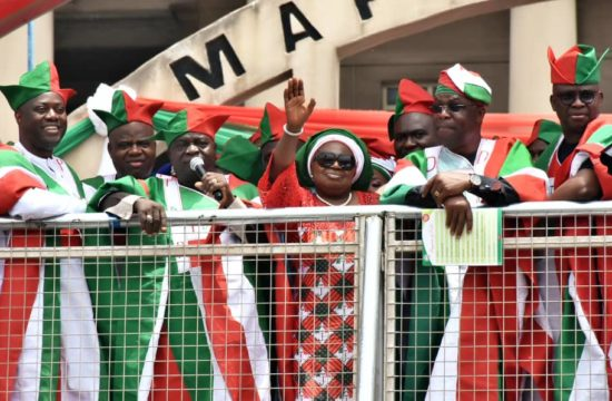 South-West PDP welcomes Oyinlola, others