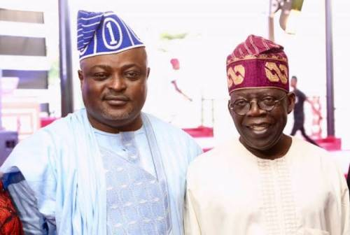 Tinubu at 68: He achieved greatness through dint of hard work –Obasa