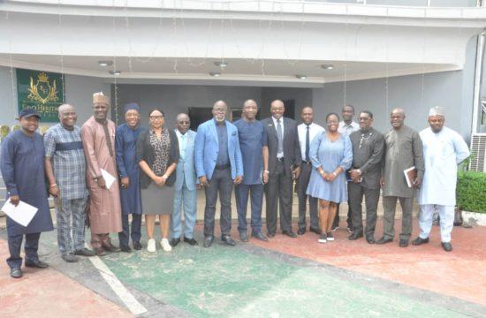 Chineme Martins: Pinnick inaugurates ad-hoc committee