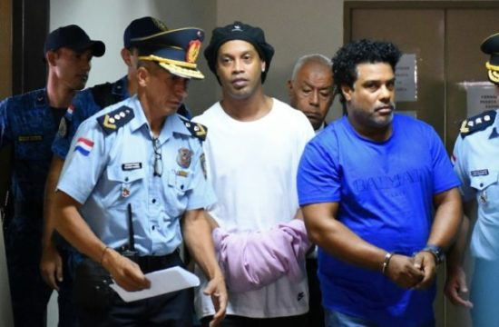 How Ronaldinho is adapting to jail in Paraguay, says prison warden