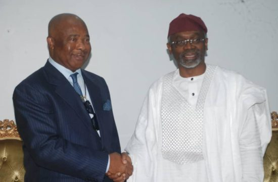 Uzodimma lauds Gbajabiamila's leadership qualities, seeks support