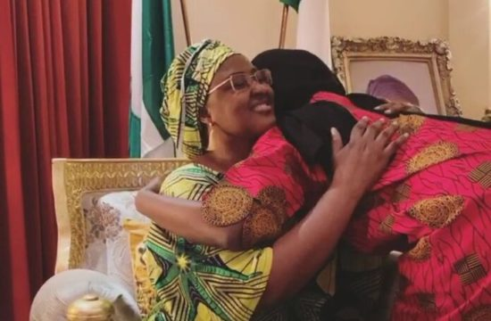 COVID-19: Buhari's daughter completes isolation, joins family