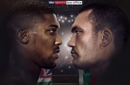 Joshua versus Pulev heavyweight title fight postponed -Promoters