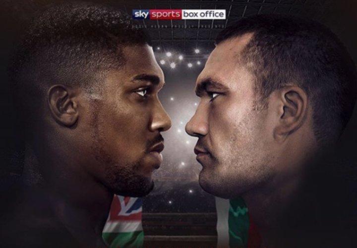 Joshua versus Pulev heavyweight title fight postponed -Promoters