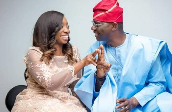 COVID-19: Sanwo-Olu, wife test negative