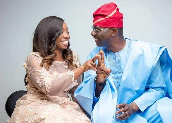 COVID-19: Sanwo-Olu, wife test negative