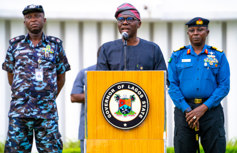 BREAKING: Lagos cancels decision to reopen churches, mosques