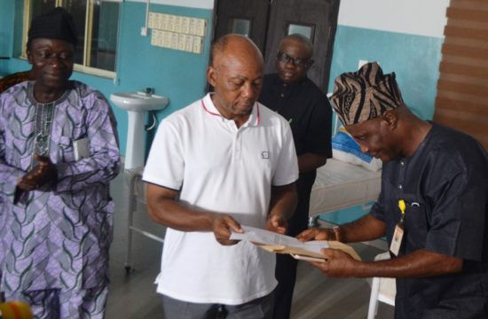 Oyo: Zard Holding donates equipment worth N20m to battle COVID-19