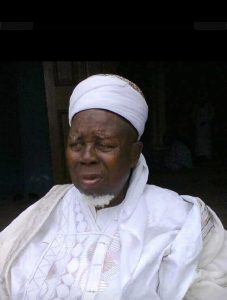 Chief Imam oaMAPOLY mourns late Chief Imam of Egbaland, says he truly served Allahf Egbaland, Orunsolu, dies at 98, Buhari mourns