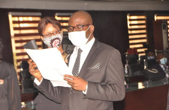 Imo: Njoku sworn in as Acting President, Customary Court Of Appeal