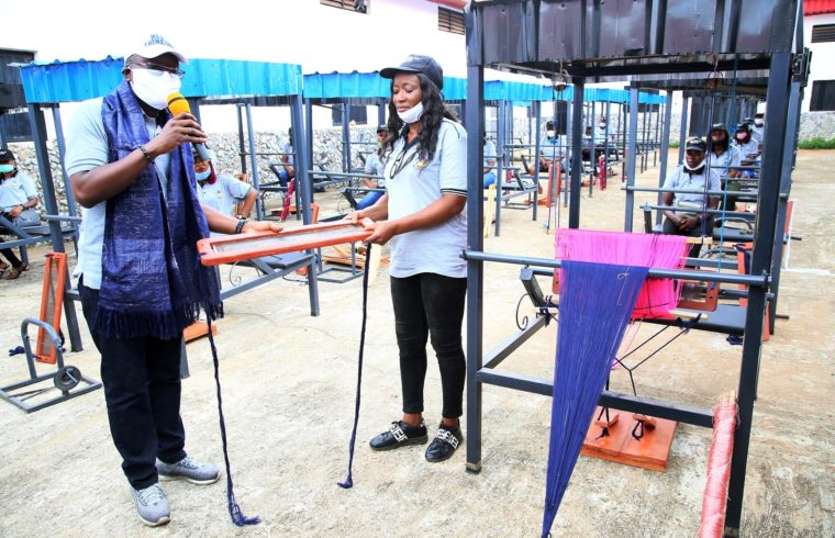 Skill acquisition: Delta graduates 90 from centre