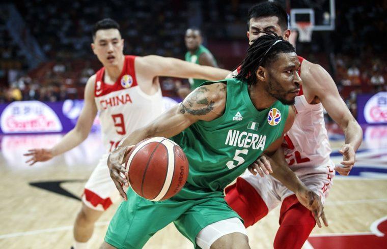 Stan Okoye targets Olympics, 2022 Afrobasket glory