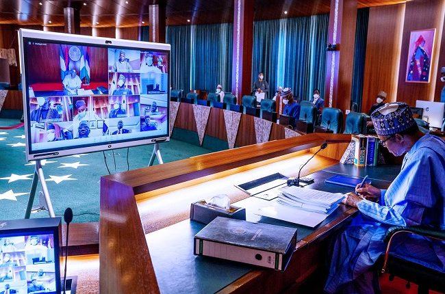 Presidency tackles critics of APC NEC meeting held at Presidential Villa