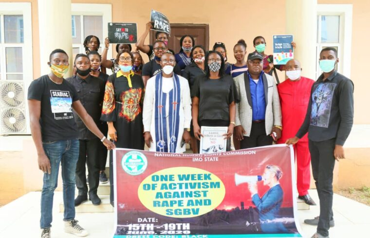 Rape: Imo CAN chairman calls for road map to address menace