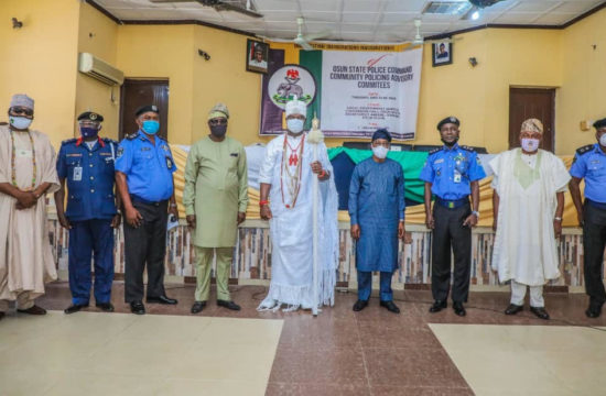 Security: Oyetola inaugurates community policing advisory committee