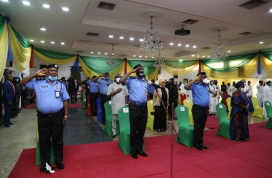 Community policing takes off in Lagos as Sanwo-Olu inaugurates teams