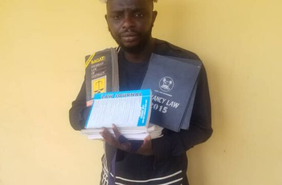 Fake lawyer dupes woman of N300,000, arrested