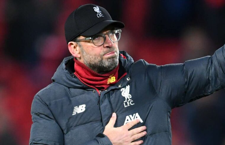 Klopp hoping to keep Liverpool's EPL-winning squad intact
