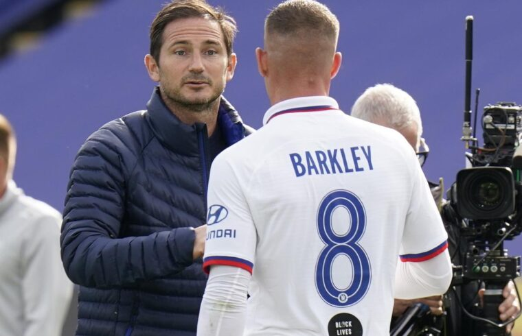 Lampard shows ruthless streak by hauling off Chelsea youngsters