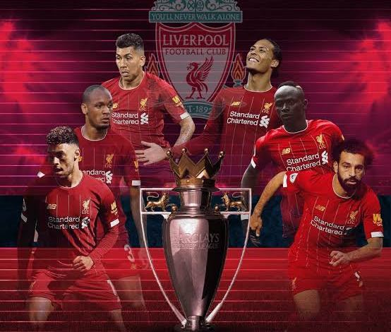 Liverpool win title with several records being smashed