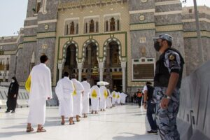 PHOTO NEWS: Hajj performed with adherence to COVID-19 rules