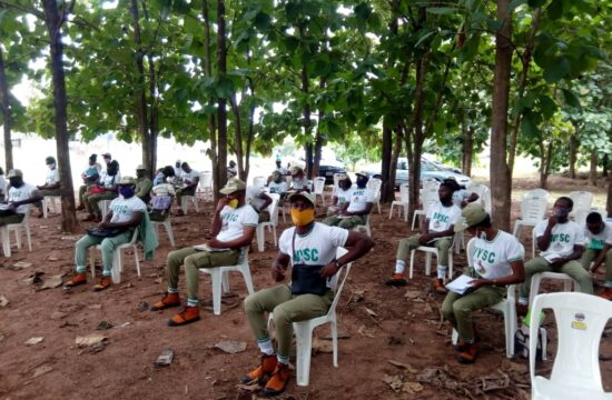 Take advantage of COVID-19, NYSC charges corps members passing out
