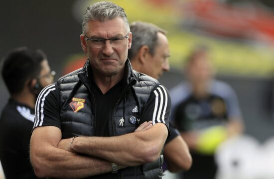 Pearson leaves Watford with two games to play in season