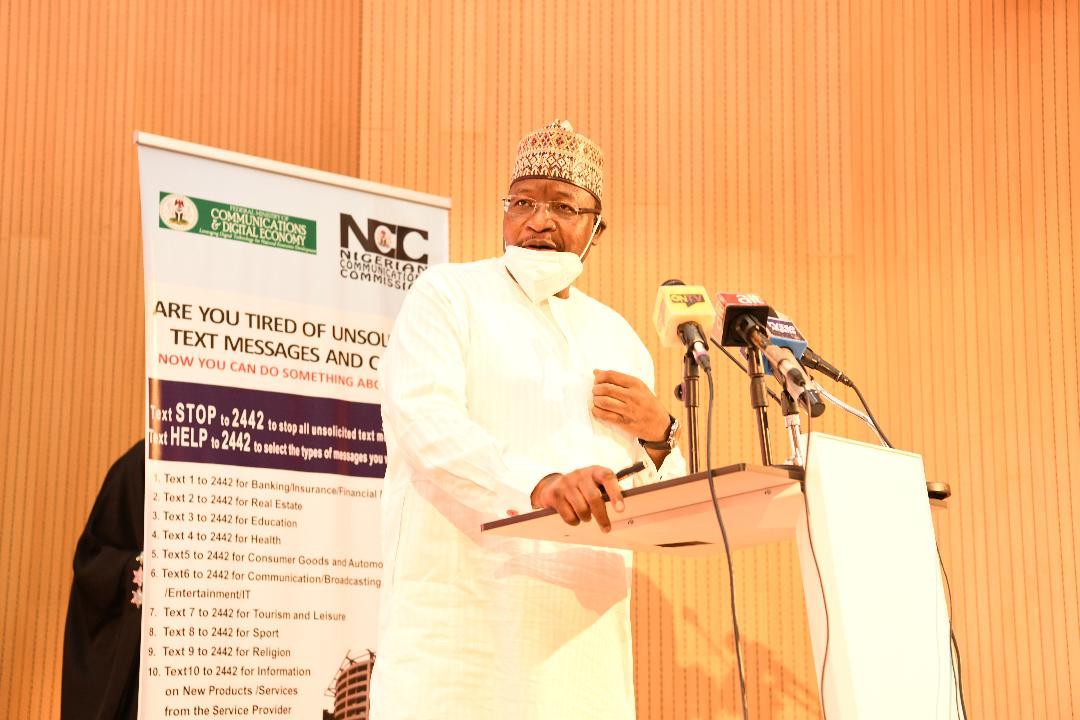 NCC boss, Danbatta, identifies solutions to Nigeria's economic crisis