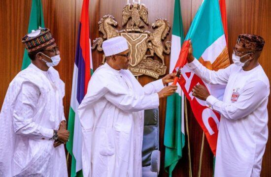 Edo guber: Anti-graft group petitions Buhari, faults Ize-Iyamu's endorsement