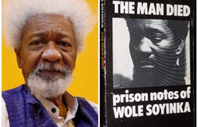 Why 50th anniversary of 'The Man Died' was put off -Soyinka