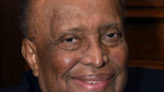 Former US ambassador to Nigeria, Walter Carrington dies at 90