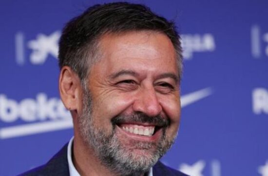 Barca president Bartomeu says he won't go to war anymore with Messi