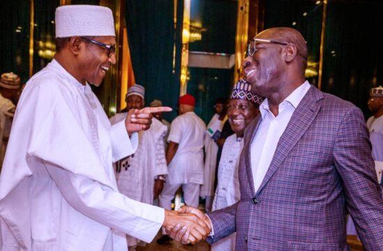 BREAKING: Buhari advises Obaseki over victory at Edo governorship election