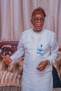 The other sides of Oyetola: Tribute to my Principal @ 66