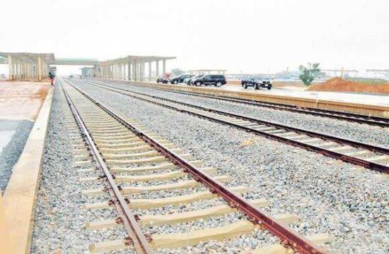 Buhari inaugurates 326km Itakpe-Ajaokuta-Warri rail line