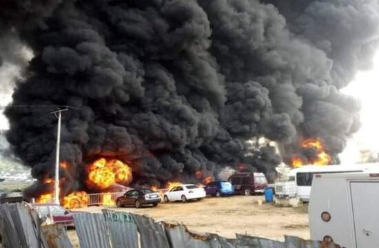 Lokoja tanker explosion, another saddening incident -Buhari