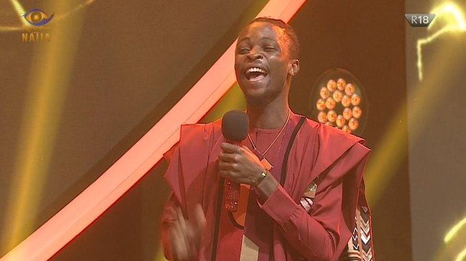 BREAKING: BBNaija: Olamilekan 'Laycon' Agbeleshe is winner of Season 5