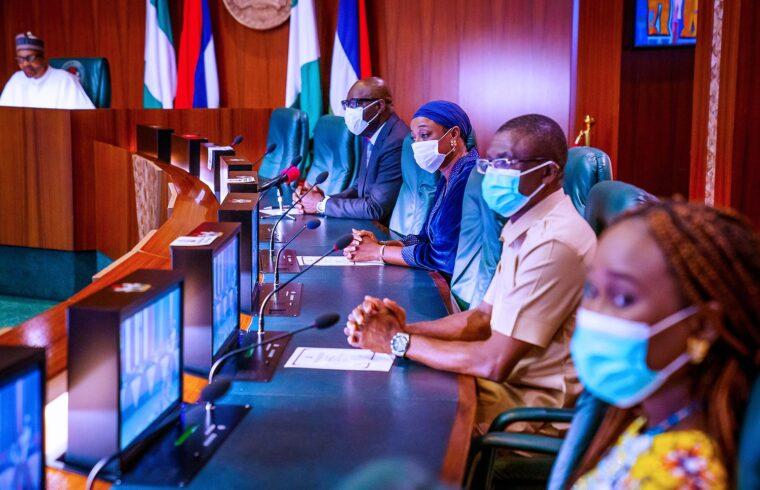Edo guber: What Buhari told Obaseki during visit to Aso Rock